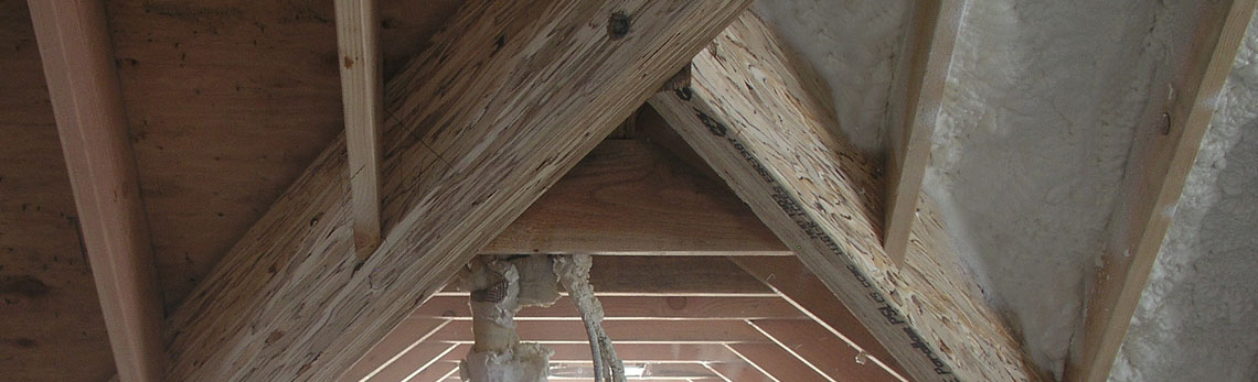 attic insulation in Maryland